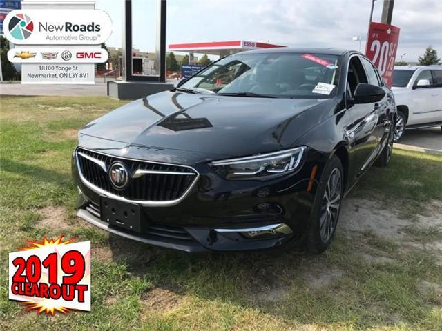 2019 Buick Regal Sportback Essence (Stk: 1073924) in Newmarket - Image 1 of 23