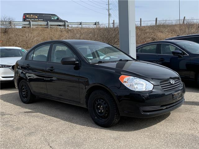 2010 Hyundai Accent  (Stk: M6910B) in Waterloo - Image 1 of 1