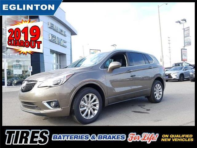 2019 Buick Envision Essence (Stk: KD024391) in Mississauga - Image 1 of 18
