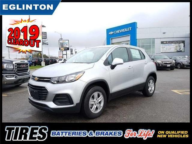 2019 Chevrolet Trax LT (Stk: KL271304) in Mississauga - Image 1 of 15