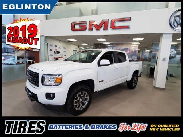 2019 GMC Canyon  (Stk: K1222997) in Mississauga - Image 1 of 17