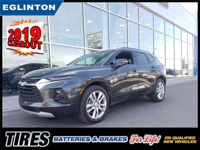 2019 Chevrolet Blazer 3.6 True North (Stk: KS627381) in Mississauga - Image 1 of 20