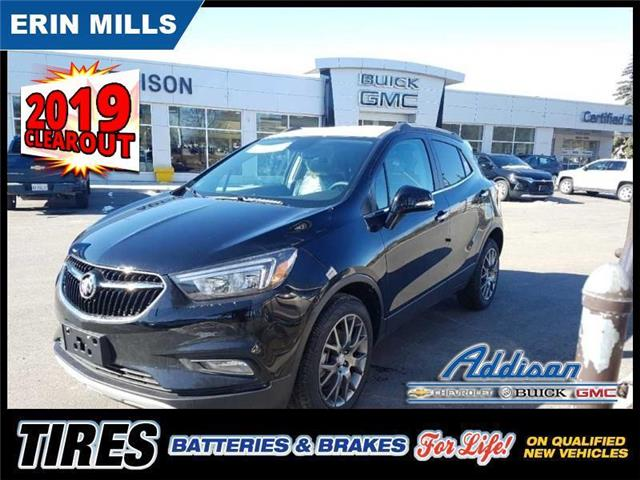 2019 Buick Encore Sport Touring (Stk: KB868900) in Mississauga - Image 1 of 17