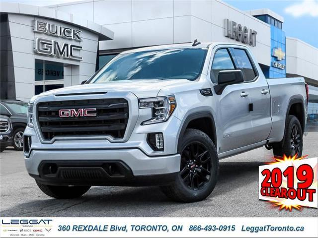 2019 GMC Sierra 1500 Elevation (Stk: 281675) in Etobicoke - Image 1 of 22