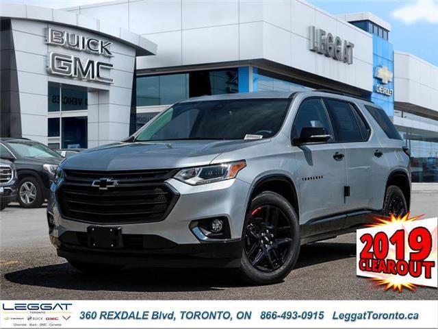 2019 Chevrolet Traverse Premier (Stk: 267804) in Etobicoke - Image 1 of 19