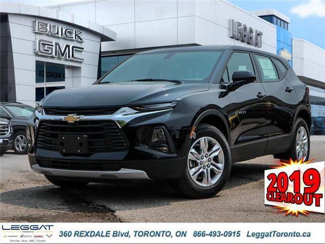 2019 Chevrolet Blazer 2.5 (Stk: 638605) in Etobicoke - Image 1 of 20