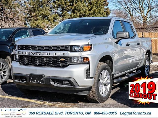 2019 Chevrolet Silverado 1500  (Stk: 314692) in Etobicoke - Image 1 of 18