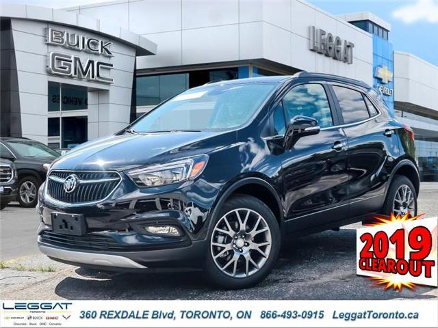 2019 Buick Encore Sport Touring (Stk: 946141) in Etobicoke - Image 1 of 20