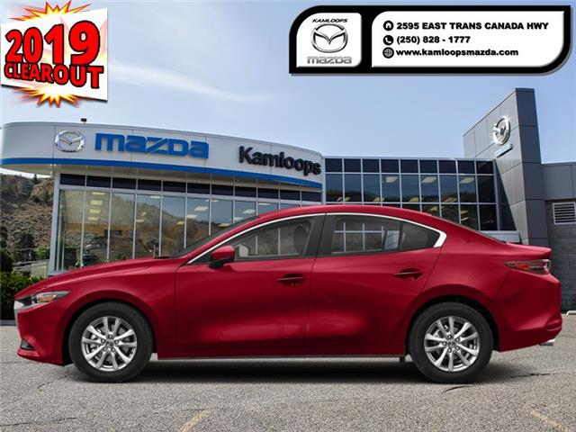 2019 Mazda Mazda3 GS Auto i-Active AWD (Stk: EK162) in Kamloops - Image 1 of 1