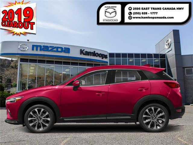 2019 Mazda CX-3 GT (Stk: HK112) in Kamloops - Image 1 of 1
