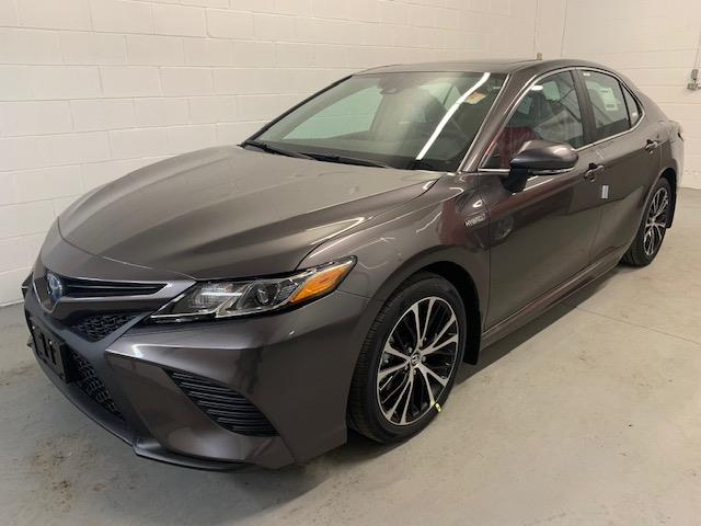 2020 Toyota Camry Hybrid SE (Stk: CW080) in Cobourg - Image 1 of 7