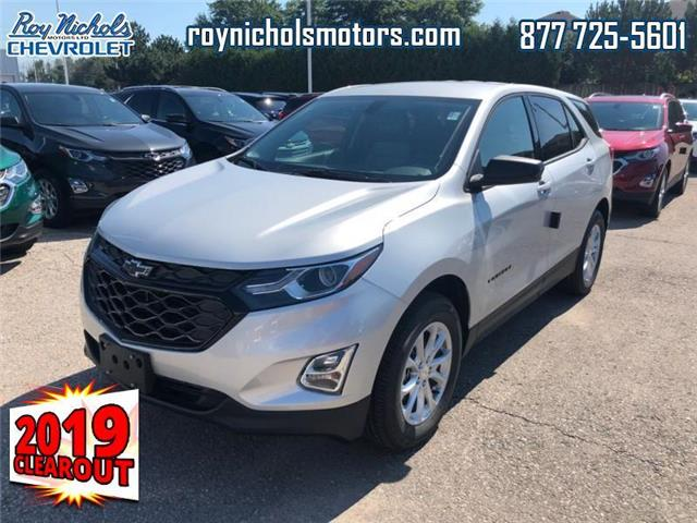 2019 Chevrolet Equinox LS (Stk: V073) in Courtice - Image 1 of 17