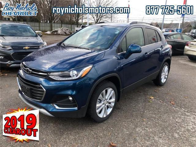 2019 Chevrolet Trax Premier (Stk: V262) in Courtice - Image 1 of 22