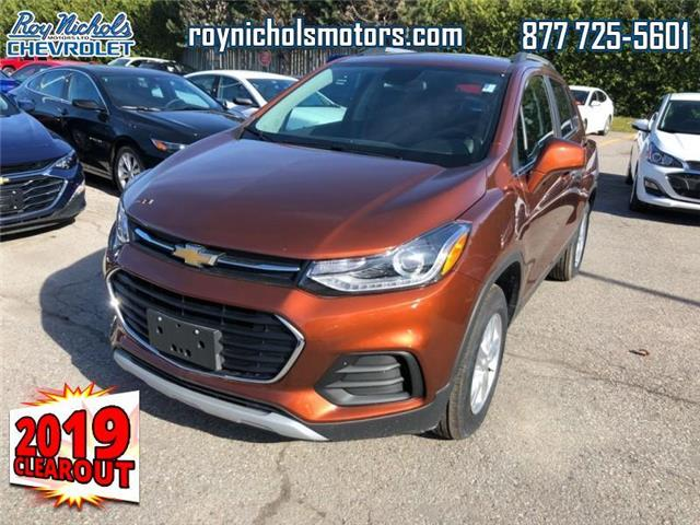 2019 Chevrolet Trax LT (Stk: V481) in Courtice - Image 1 of 17