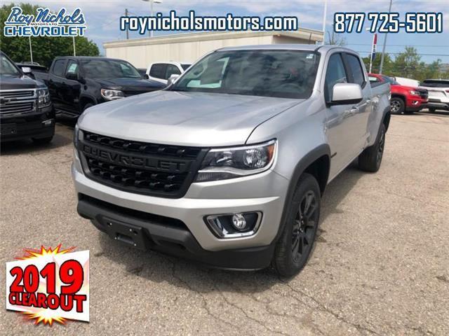 2019 Chevrolet Colorado LT (Stk: V646) in Courtice - Image 1 of 22