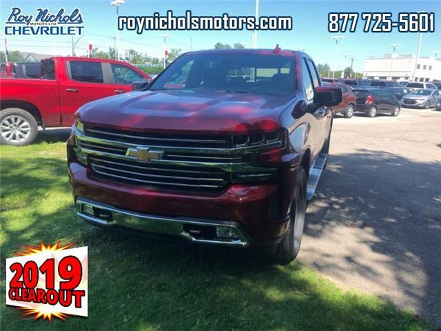 2019 Chevrolet Silverado 1500 High Country (Stk: V797) in Courtice - Image 1 of 29