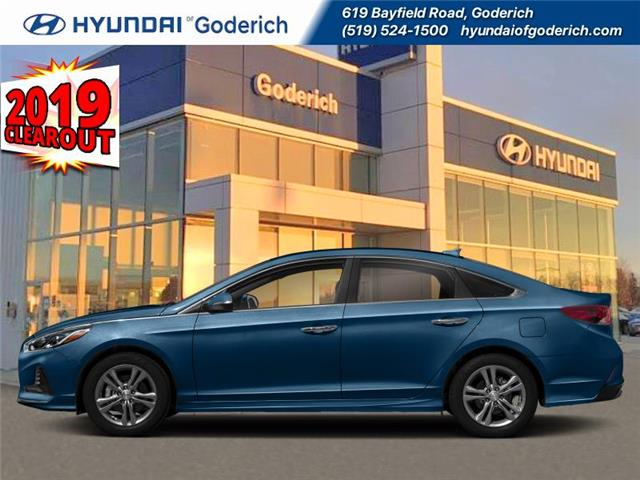 2019 Hyundai Sonata Preferred (Stk: 90235) in Goderich - Image 1 of 1