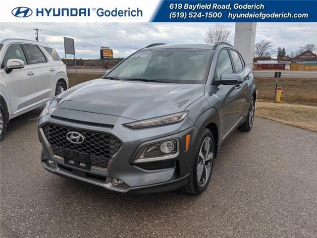 2019 Hyundai Kona  (Stk: 20516) in Goderich - Image 1 of 19