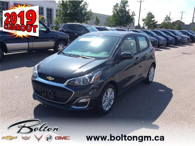 2019 Chevrolet Spark 1LT CVT (Stk: 799841) in Bolton - Image 1 of 12