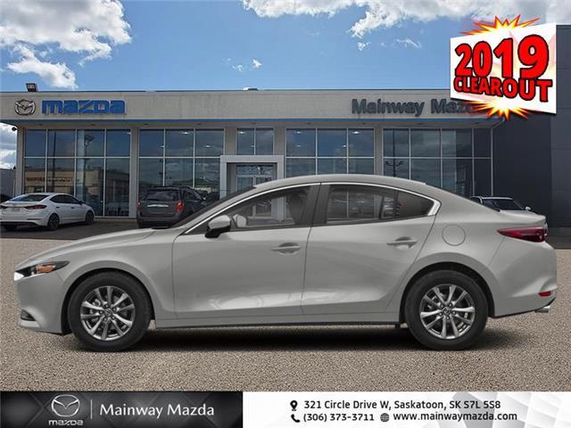 2019 Mazda Mazda3 GS Auto FWD (Stk: M19138) in Saskatoon - Image 1 of 1