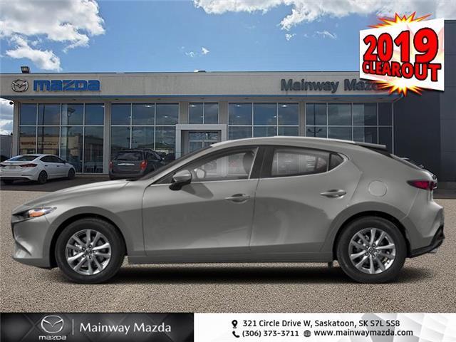 2019 Mazda Mazda3 Sport GS Auto i-ACTIV AWD (Stk: M19134) in Saskatoon - Image 1 of 1