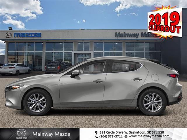 2019 Mazda Mazda3 Sport GS Auto FWD (Stk: M19197) in Saskatoon - Image 1 of 1