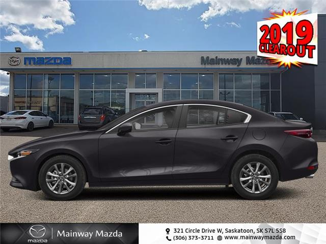 2019 Mazda Mazda3 GS Manual FWD (Stk: M19175) in Saskatoon - Image 1 of 1