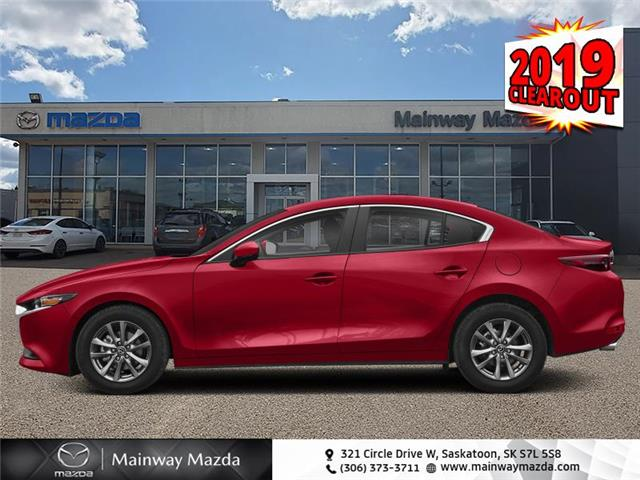 2019 Mazda Mazda3 GS Manual FWD (Stk: M19174) in Saskatoon - Image 1 of 1