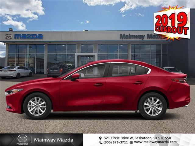 2019 Mazda Mazda3 GS Auto i-Active AWD (Stk: M19105) in Saskatoon - Image 1 of 1