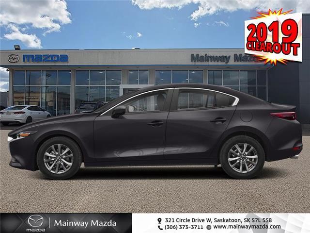 2019 Mazda Mazda3 GS Manual FWD (Stk: M19090) in Saskatoon - Image 1 of 1
