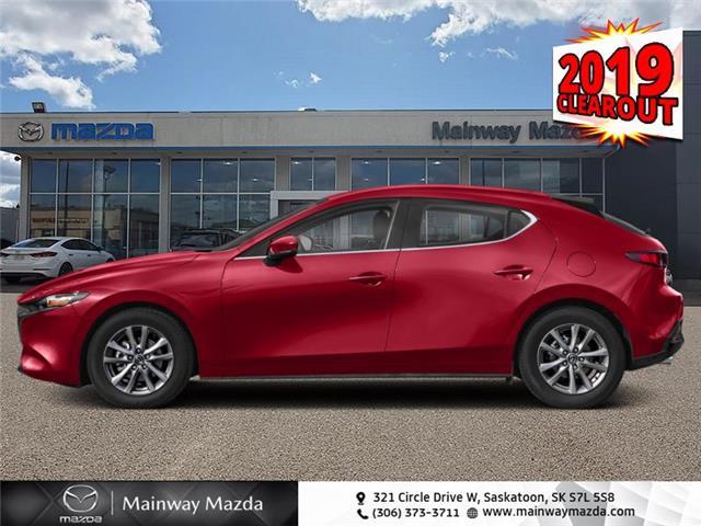 2019 Mazda Mazda3 Sport GS Auto FWD (Stk: M19237) in Saskatoon - Image 1 of 1
