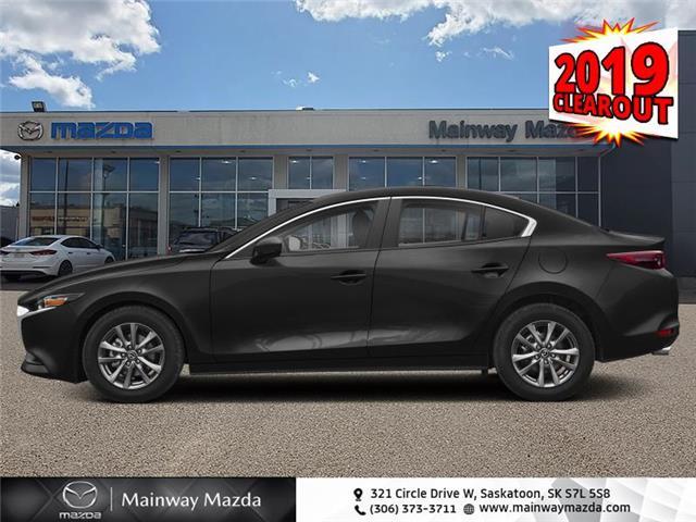 2019 Mazda Mazda3 GS Manual FWD (Stk: M19243) in Saskatoon - Image 1 of 1