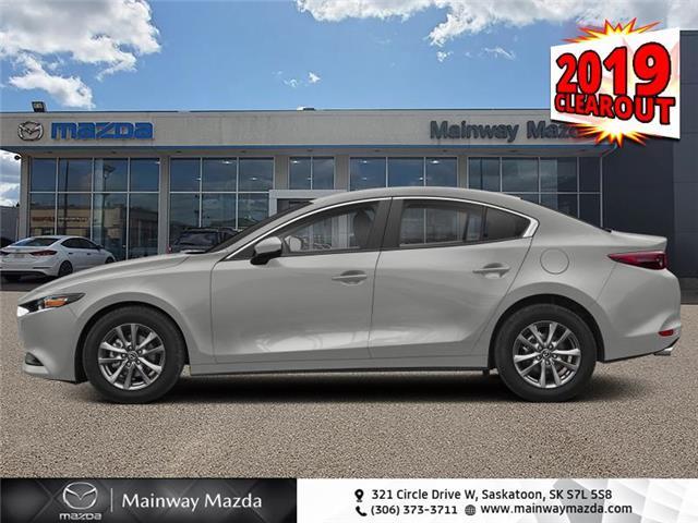 2019 Mazda Mazda3 GS Manual FWD (Stk: M19241) in Saskatoon - Image 1 of 1
