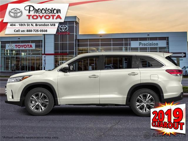 2019 Toyota Highlander LE AWD Convenience Package (Stk: 19078) in Brandon - Image 1 of 1