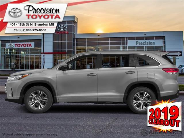 2019 Toyota Highlander LE AWD Convenience Package (Stk: 19336) in Brandon - Image 1 of 1