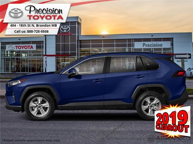 2019 Toyota RAV4 AWD XLE (Stk: 19343) in Brandon - Image 1 of 1