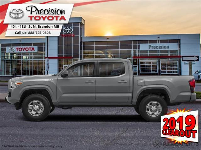 2019 Toyota Tacoma 4x4 Double Cab V6 Auto SR5 (Stk: 19459) in Brandon - Image 1 of 1