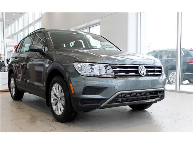 2019 Volkswagen Tiguan Trendline 3VV0B7AX5KM147883 V7385 in Saskatoon
