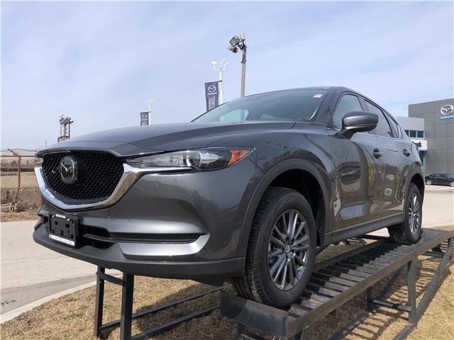 2020 Mazda CX-5 GS (Stk: SN1550) in Hamilton - Image 1 of 15