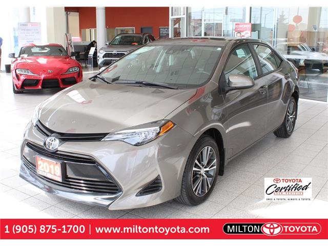 2019 Toyota Corolla LE (Stk: 229585) in Milton - Image 1 of 38
