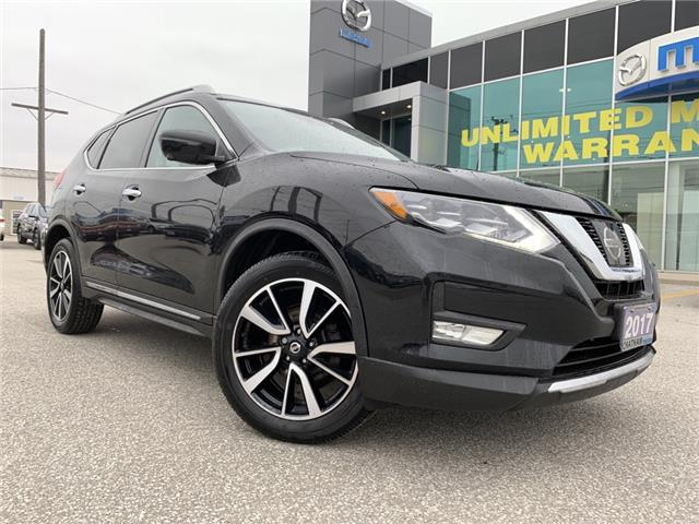 2017 Nissan Rogue  (Stk: UM2361) in Chatham - Image 1 of 22