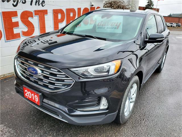 2019 Ford Edge SEL (Stk: 20-137) in Oshawa - Image 1 of 15