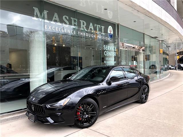 2020 Maserati Ghibli S Q4 GranSport (Stk: 46MA) in Toronto - Image 1 of 26