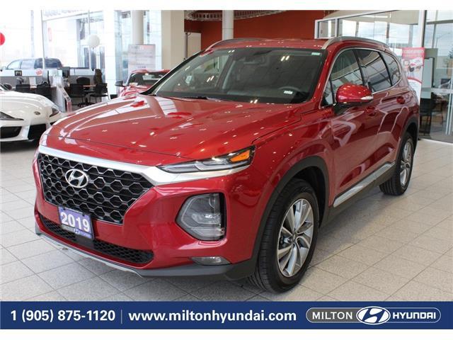 2019 Hyundai Santa Fe Preferred 2.4 (Stk: 122651) in Milton - Image 1 of 38