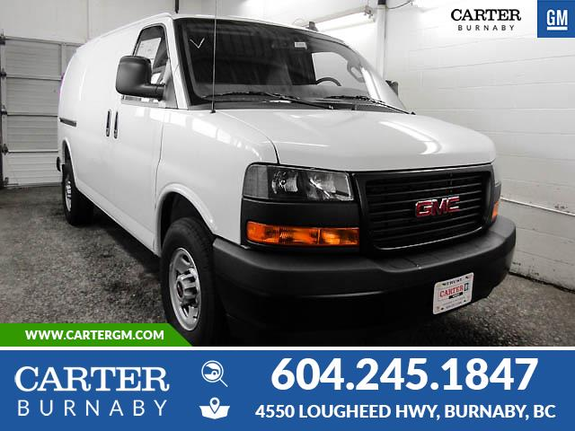 2020 GMC Savana 2500 Work Van (Stk: 80-27590) in Burnaby - Image 1 of 13