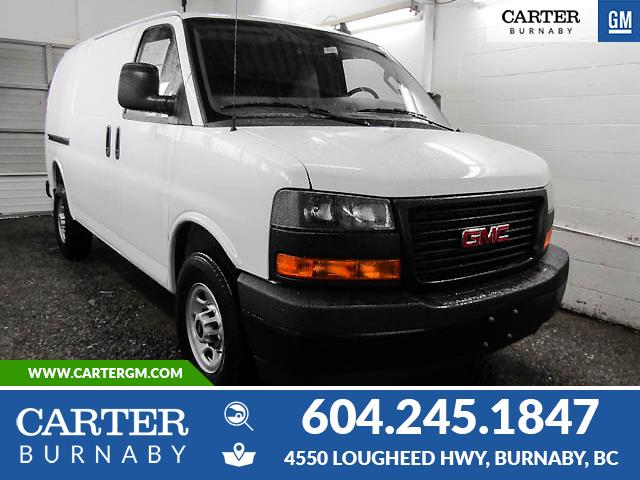 2020 GMC Savana 2500 Work Van (Stk: 80-26420) in Burnaby - Image 1 of 14