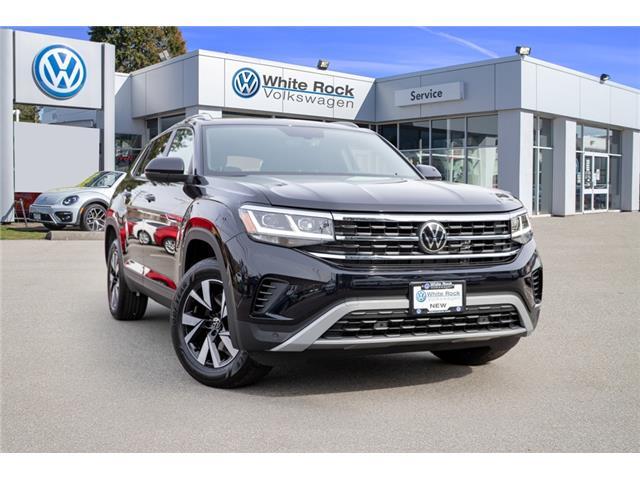 2020 Volkswagen Atlas Cross Sport 2.0 TSI Comfortline (Stk: LA204388) in Vancouver - Image 1 of 24