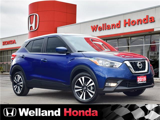 2019 Nissan Kicks SV (Stk: U6772) in Welland - Image 1 of 21