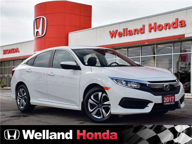2017 Honda Civic LX (Stk: U20120) in Welland - Image 1 of 22