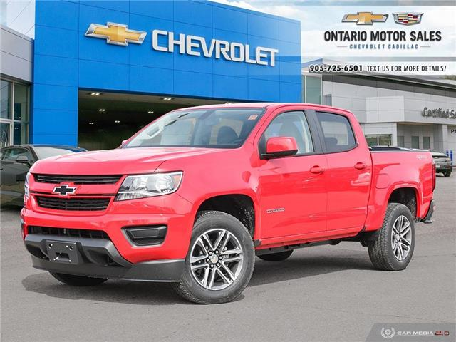 2020 Chevrolet Colorado WT (Stk: T0198699) in Oshawa - Image 1 of 19